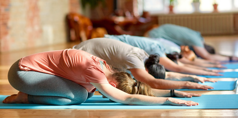 medicinsk yoga kudde