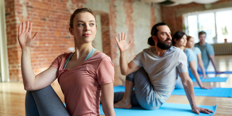 medicinsk yoga lund